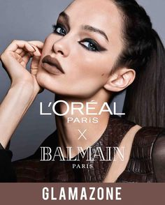 """15.2 mil curtidas, 80 comentários - OLIVIER R. (@olivier_rousteing) no Instagram: """"BECAUSE WE ARE ALL WORTH IT  #balmainxloreal  Get your colour on www.loreal-paris.fr #prelaunch…"""""""