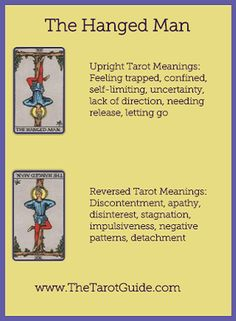 The origins of the Tarot are surrounded with myth and lore. The Tarot has been thought to come from places like India, Egypt, China and Morocco. Others say the Tarot was brought to us fr Hanged Man Tarot, The Hanged Man, Tarot Cards For Beginners, Tarot Card Spreads, Online Tarot, Tarot Astrology, Tarot Major Arcana, Tarot Card Meanings, Tarot Readers