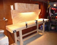 DIY tuning bench... power outlets