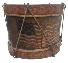 Snare drum from the 1870-1880's