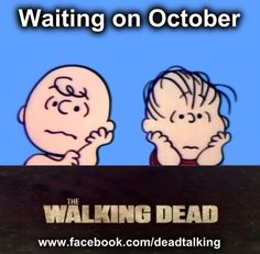 Waiting on October