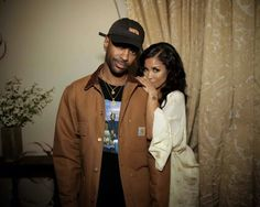 Jhené Aiko & Big Sean TWENTY88