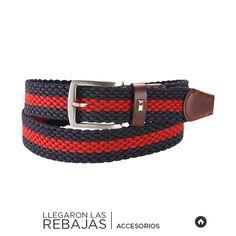 Cinturón - Tommy Hilfiger #LlegaronLasRebajas