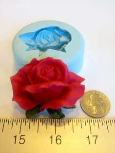 Rose Bud Silicone Molds great for chocolate fondant by tracestuff, $7.99