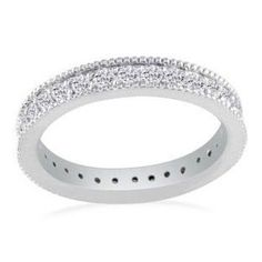alexandrite and diamond eternity band - Google Search