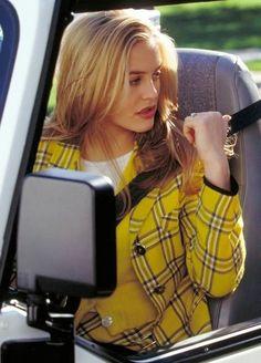"effervesccent:  80s-90s-supermodels:  Alicia Silverstone in ""Clueless"", 1995  ❤️"