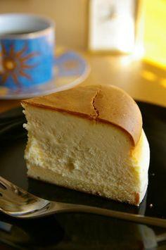 ホワイトチョコチーズケーキの簡単レシピ 作り方 湯煎のコツ