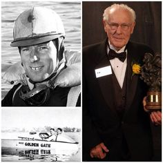 Hall of Famer Danny Foster passed away on Saturday at the age of 95. A two-time APBA Gold Cup Detroit winner, Foster was unlimited hydroplane racing's first superstar in the years following World War II. He will be missed.