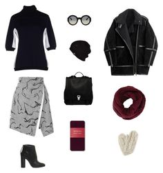 """""""Untitled #751"""" by jarvis-kat on Polyvore featuring Office, Wanda Nylon, Proenza Schouler, Merona, Gucci, H&M, UGG Australia and BCBGMAXAZRIA"""