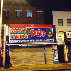 Peckham's finest #kwaliteegoods #Peckham by kendrafutcher