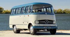 Tap Into Your Inner Hipster With A Restomod 1959 Mercedes-Benz O 319 #Auction #Classics