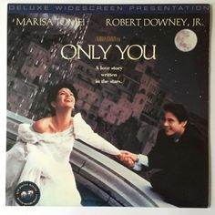 Only You Laserdisc