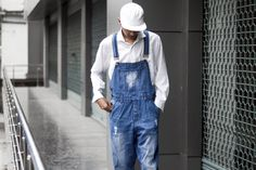 The Quirky Minimal: Summer Overalls