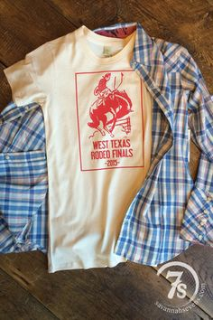 The West Texas – western graphic tee from Savannah Sevens Western Chic