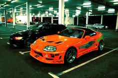 The Fast and the Furious Supra