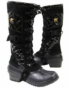 So hot! ConceptsxSorel Conquest Carly boot. The Tannery - Product Details