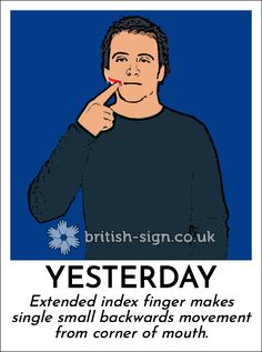 British Sign Language Alphabet, English Sign Language, Sign Language Phrases, Learn Sign Language, American Sign Language, Spanish Language Learning, Teaching Spanish, Learn Bsl, Learn To Sign