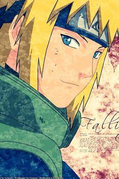 Minato! He's the prettiest anime daddy ever :3