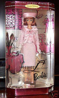 Fashion Luncheon 1997 Barbie Doll for sale online Barbie Dolls For Sale, Beautiful Barbie Dolls, Disney Dolls, Vintage Barbie, Poppies, Most Beautiful, Plaid, Dreams, Pretty