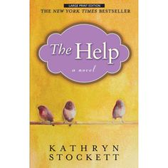 The Help (Hardback) By (author) Kathryn Stockett: Will be shipped from US. Used books may not include companion materials, may have some shelf wear, may contain highlighting/notes, may not include CDs or access codes. money back guarantee. I Love Books, Used Books, Great Books, Books To Read, My Books, Book Nerd, Book Club Books, Book Lists, The Help Book