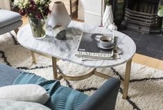 Park And Cube's Small Space Living Room Solution   west elm