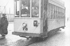Zaragoza, ciudad de tranvías históricos. foto: Cuando Zaragoza tenía 17 líneas de tranvía