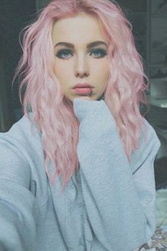 hair pink - Google Search