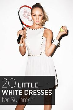 Get your light-hued dress game in check with 20 very chic options. Shop the look here.