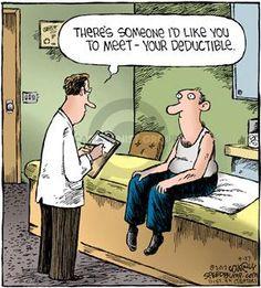 My Favorite Health Insurance Cartoons