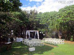 Salt garden wedding kingscliff www.circleofloveweddings.com.au