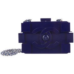 Pre-owned Chanel Lego Clutch