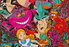§ Disney : les affiches de