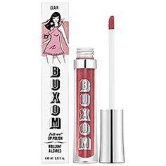 Buxom - Buxom® Full-On™ Lip Polish in Clair - diamond/ moonlit mauve  #sephora BUY