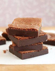 Nutella-Brownies mit zwei Zutaten