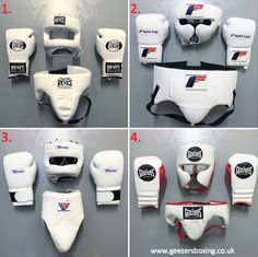Which is your favourite white sparring set? Check out all of the products on our…