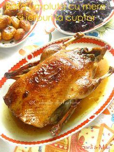 Romanian Food, Poultry Food, Good Food, Turkey, Chicken, Baking, Martha Stewart, Cook, Turkey Country