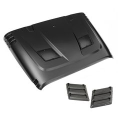 Jeep Hood Accessories by Rugged Ridge