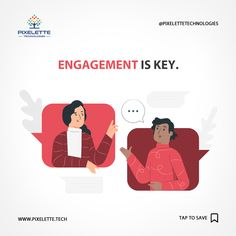 Facing detrimental problems and issues at business?  Engagement and communication is the key to all your solutions, contact Pixelette Technologies now and get the best guidance on your business issues.  #Technology #Solutions #Solving_Issues #Communication #Engagement #Pixelette_Technologies #Guidance #Success #Profit It Service Provider, App Development, Communication, Digital Marketing, Success, Key, Graphic Design, Technology, Engagement