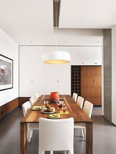 Western Living Magazine's top picks for statement lighting includes Flos' Smithfield pendant
