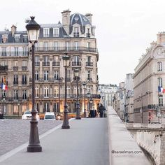 The streets of Paris call to me.