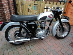 BSA C15 250 1964 Classic bike