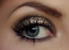 Neutral Eye Makeup