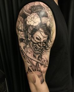 Tattoo by: @davidhoangtattoo