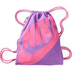 Nike Heritage Sackpack Purple / Pink