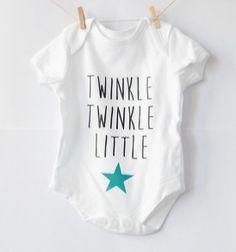 twinkle little star rompertje