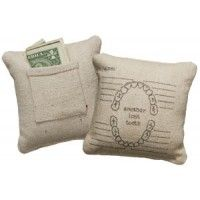 Tooth Fairy Pocket Pillow $8