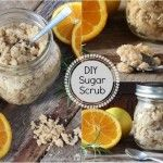 Sugar Scrub {Citrus & Honey} 1 cup raw sugar 1/4 cup granulated sugar 1 generous teaspoon honey 1-2 tablespoons olive oil {depending on consistency you want} 1/4 cup coconut oil Citrus essential oils {I used 20 drops of each – lemon, orange, tangerine, grapefruit} or you could use pure vanilla extract, lemon or lime zest, fresh rosemary, lavender or whatever sounds good to you!