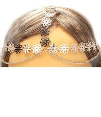Flower Head Chain