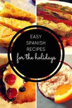 Looking for holiday recipes? Try these easy Spanish recipes that will be perfect… Looking for holiday recipes? Try these easy Spanish recipes that will be perfect for any holiday occasion! Easy Spanish Desserts, Easy Spanish Recipes, Simple Recipes, Spanish Cuisine, Spanish Food, Spanish Flan Recipe, Best Tapas, Tapas Dishes, Foodie Travel