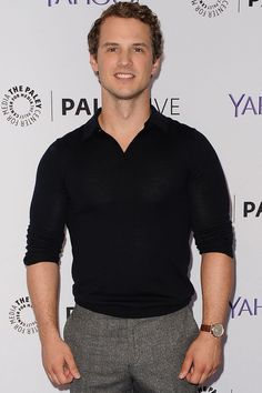 Pin for Later: The Notebook TV Show: 31 Casting Choices For Noah and Allie Freddie Stroma